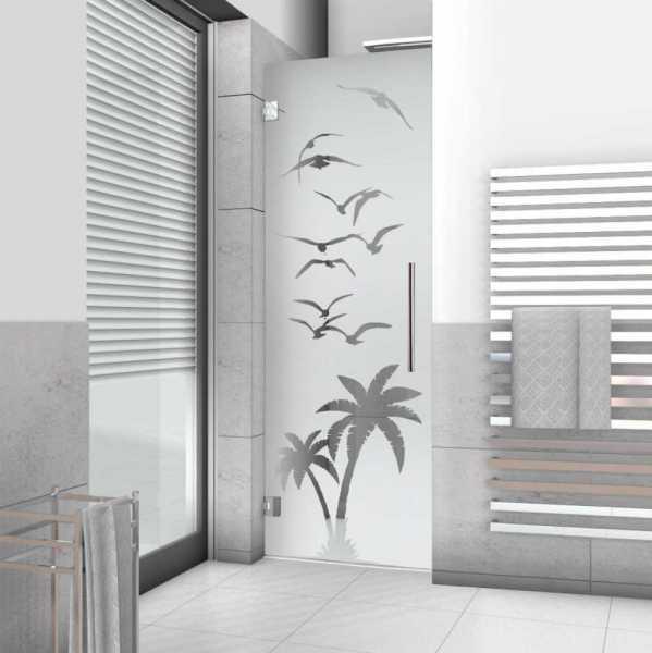 Pivot Shower Door ASD-0013