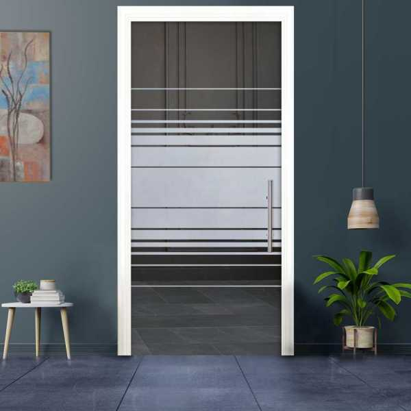 Pocket Glass Sliding Door PSGD-00033