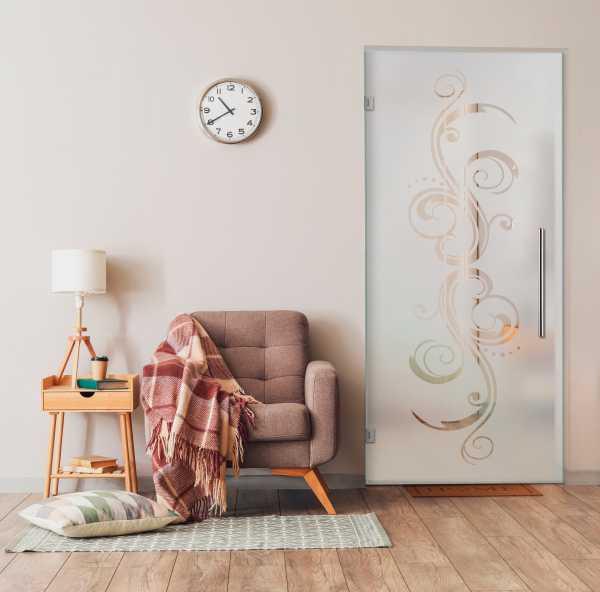 Swing Glass Door SD-0054