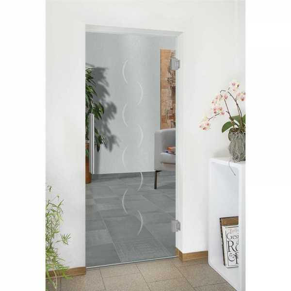 Pivot Glass Door SD-0125