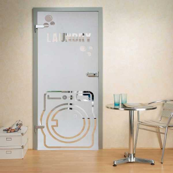 Hinged Glass Door CHGD-H+H-0006