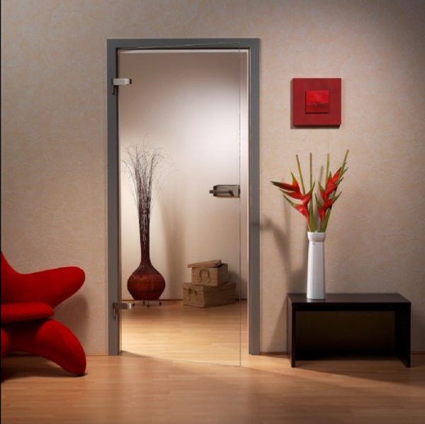 Hinged Glass Door HGD-H+H-0023