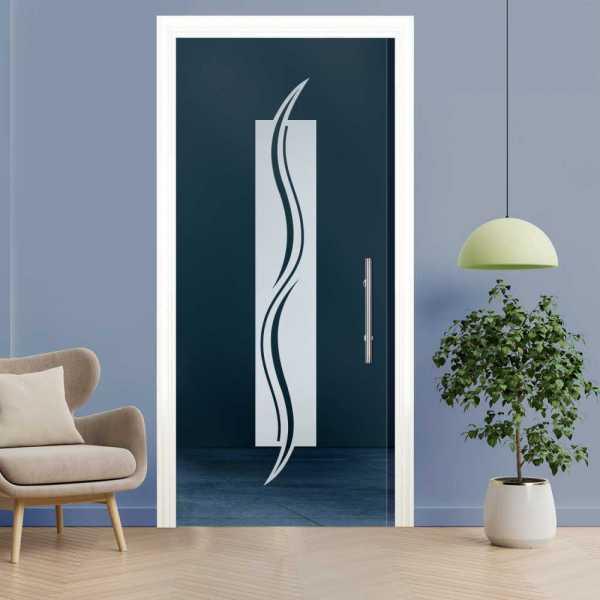 Pocket Glass Sliding Door PSGD-00050