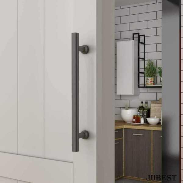 Carbon Steel Handle for Wood Doors HB-CARBON-0026