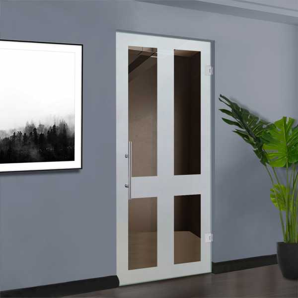 Pivot Glass Door SD-0002