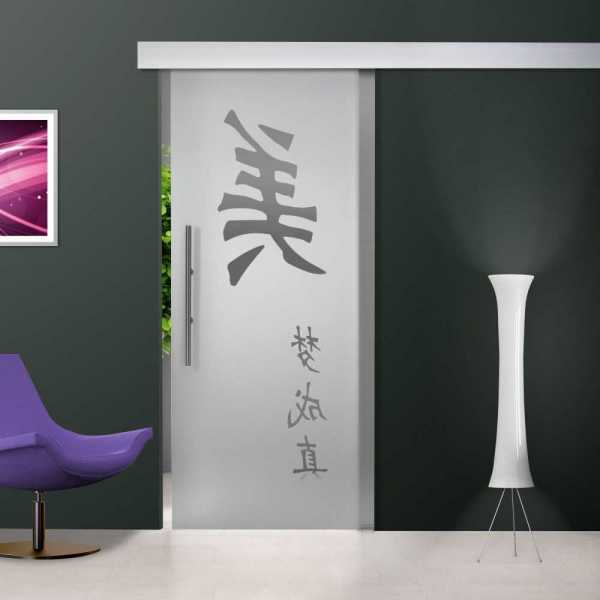 Extra cost for glass door from 8mm to 10mm