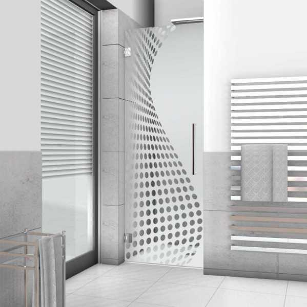 Pivot Shower Door ASD-0017