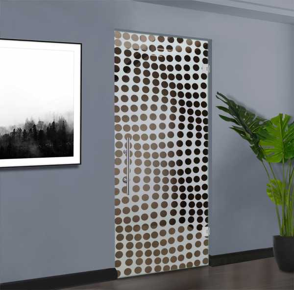 Swing Glass Door SD-0076