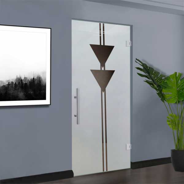 Swing Glass Door SD-0118
