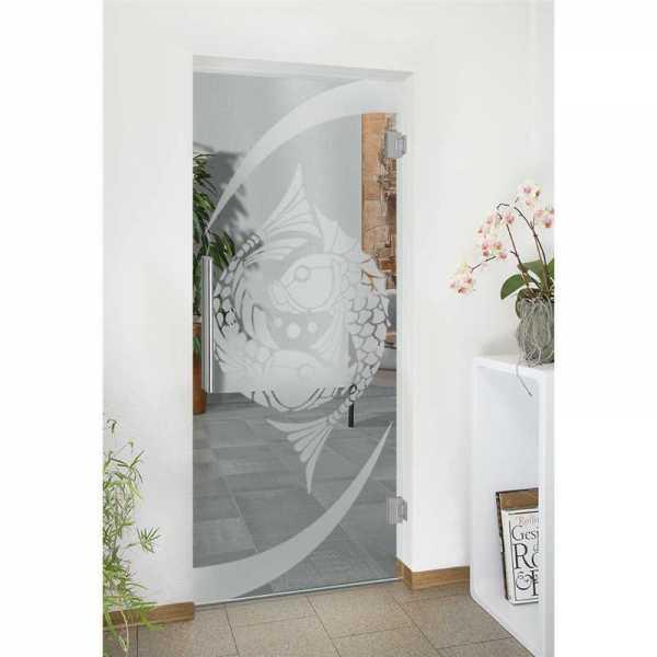 Pivot Glass Door SD-0114