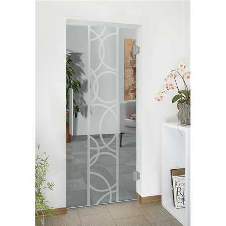 Pivot Glass Door SD-0018