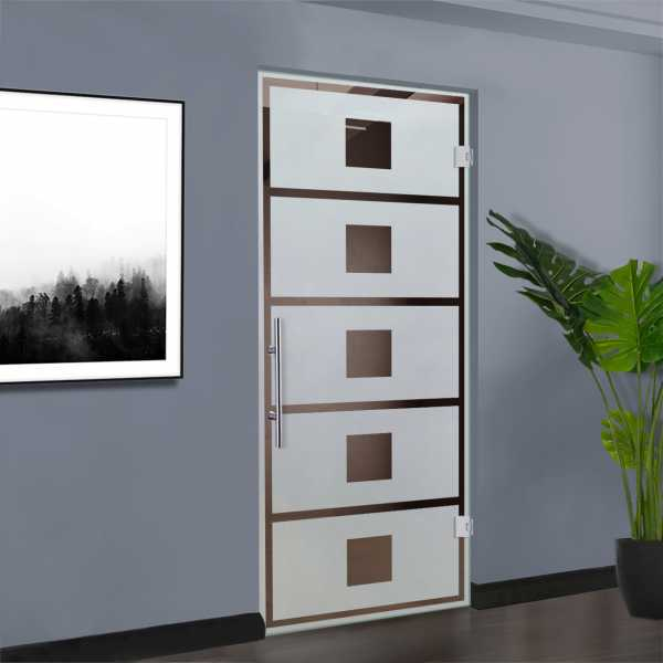 Pivot Glass Door SD-0010