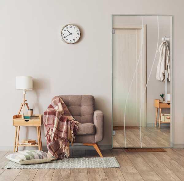 Swing Glass Door SD-0120