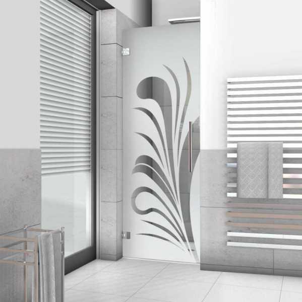 Pivot Shower Door ASD-0001