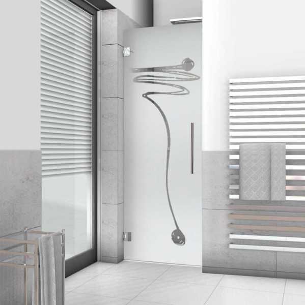 Pivot Shower Door ASD-0010