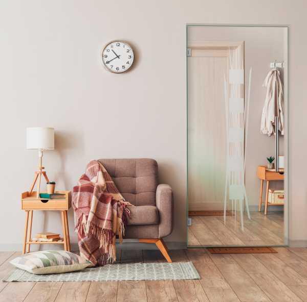 Swing Glass Door SD-0084
