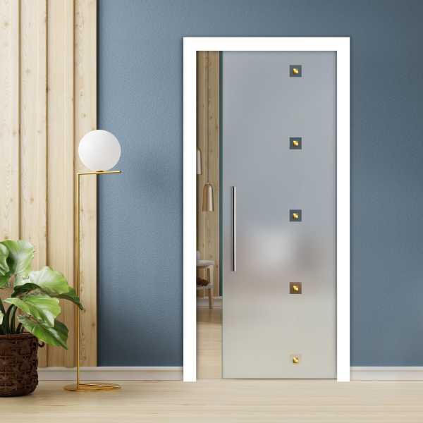 Pocket Glass Sliding Door PSGD-00062