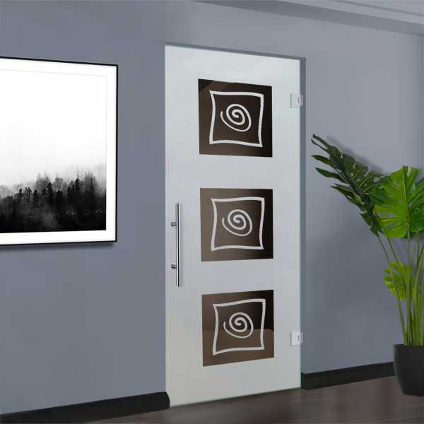 Swing Glass Door SD-0027