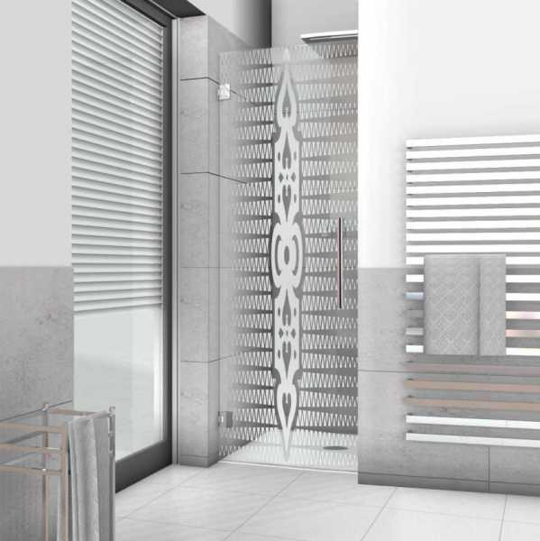 Pivot Shower Door ASD-0009