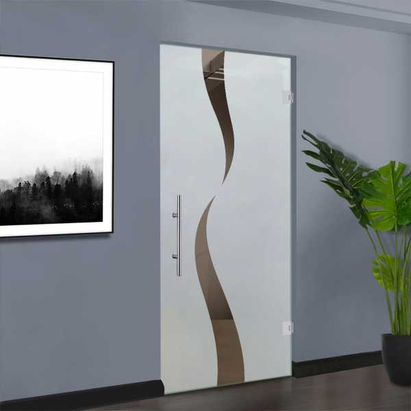 Swing Glass Door SD-0156
