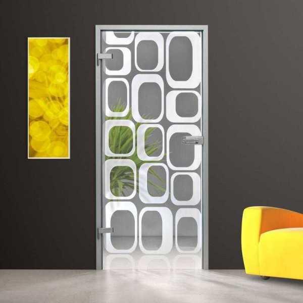 Hinged Glass Door HGD-H+H-0009