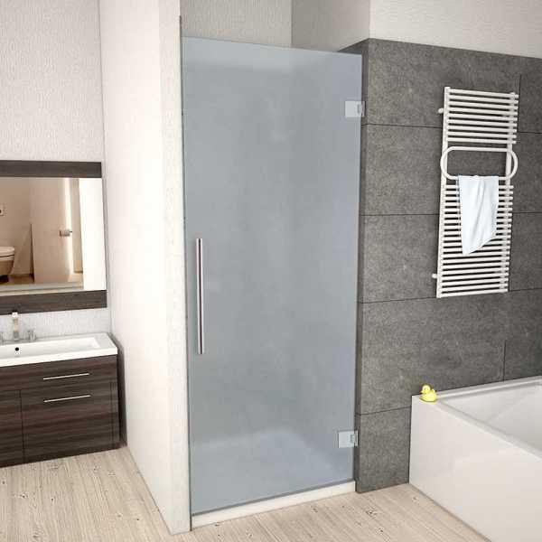 Pivot Shower Door (Custom-Made)