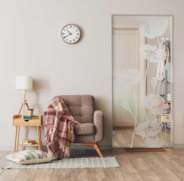Swing Glass Door SD-0112