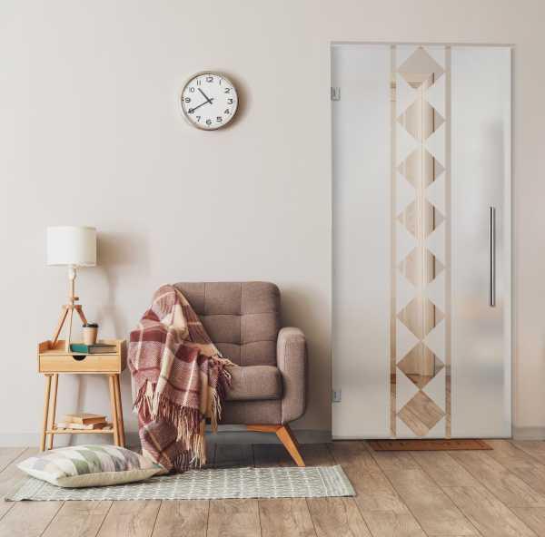 Pivot Glass Door SD-0168