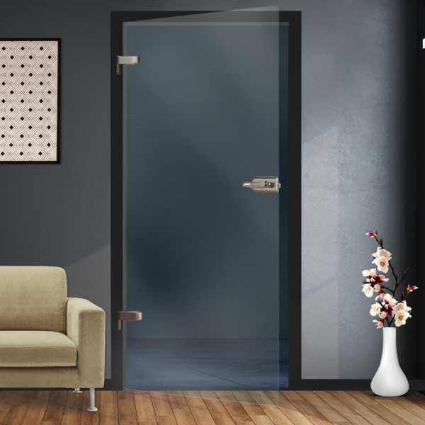 Hinged Glass Door (Model HGD-H+H-0023 Non-Private)