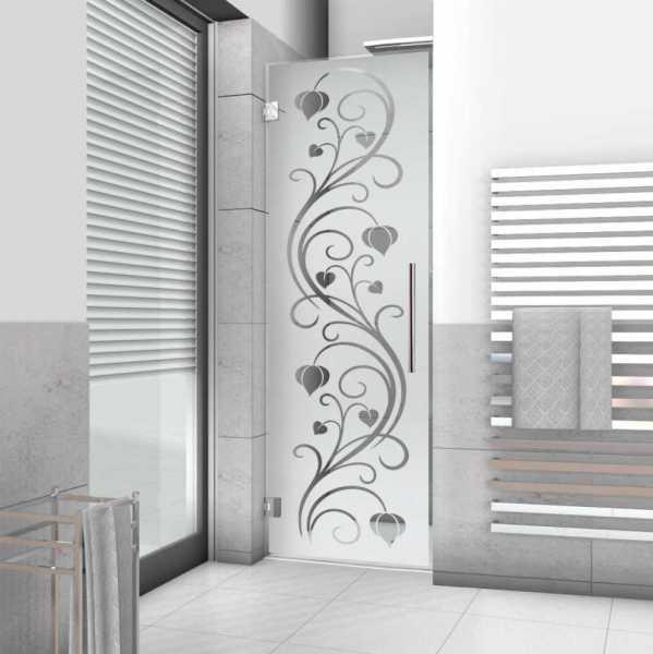 Pivot Shower Door ASD-0008