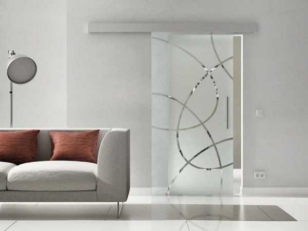 Sliding Glass Barn Door SGD-ALU100-0076