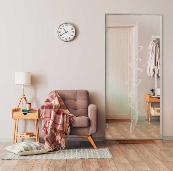 Swing Glass Door SD-0101