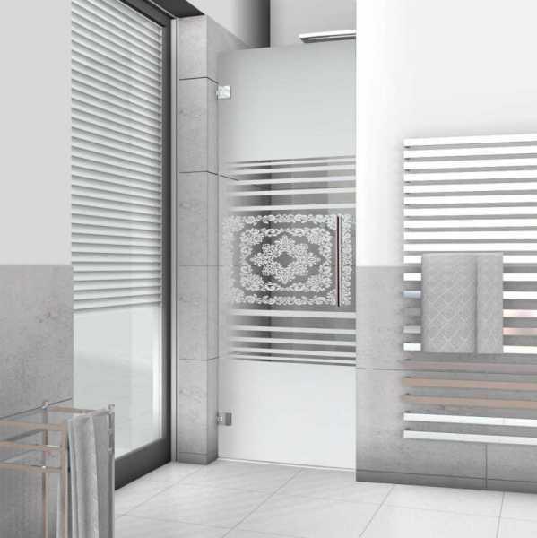 Pivot Shower Door ASD-0012