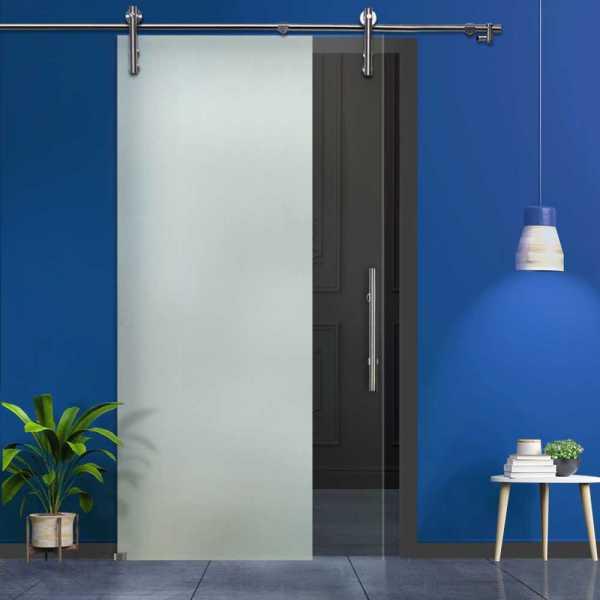 ++Sales Offers++ Sliding Glass Barn Door SGD-V1000-0242