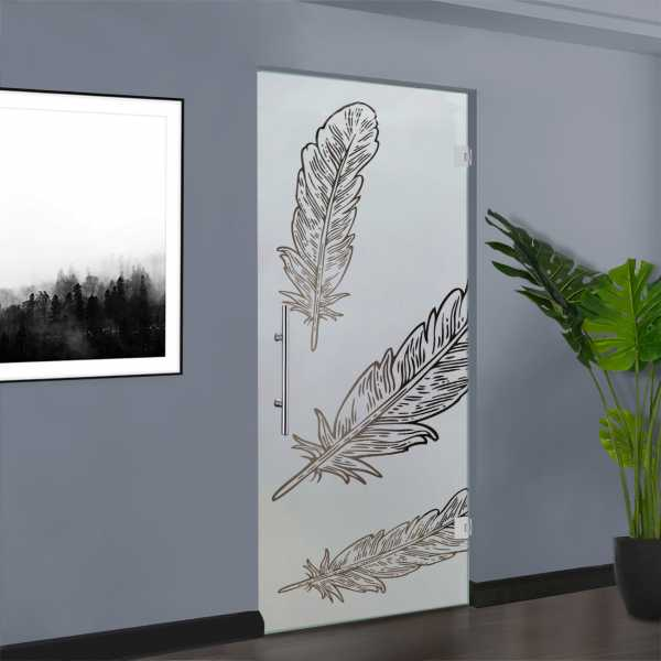 Pivot Glass Door SD-0130