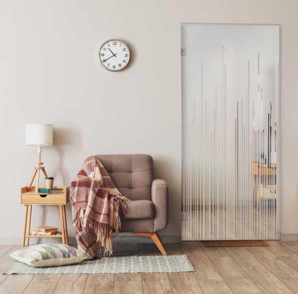 Swing Glass Door SD-0107