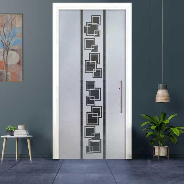 Pocket Glass Sliding Door PSGD-00044