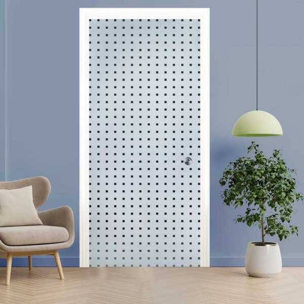Pocket Glass Barn Door (Model PSGD-0052 Semi-Private)